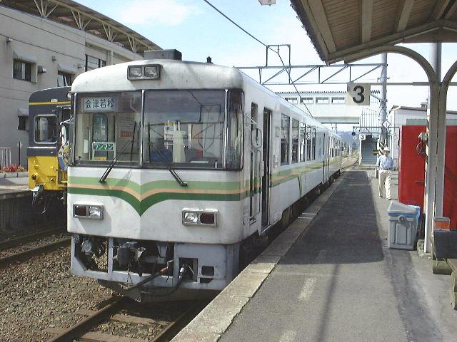 会津鉄道のレールバス/2006年には鬼怒川温泉まで来るのでしょうか?