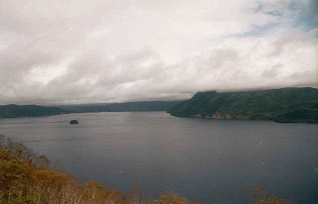 摩周湖:摩周第1展望台