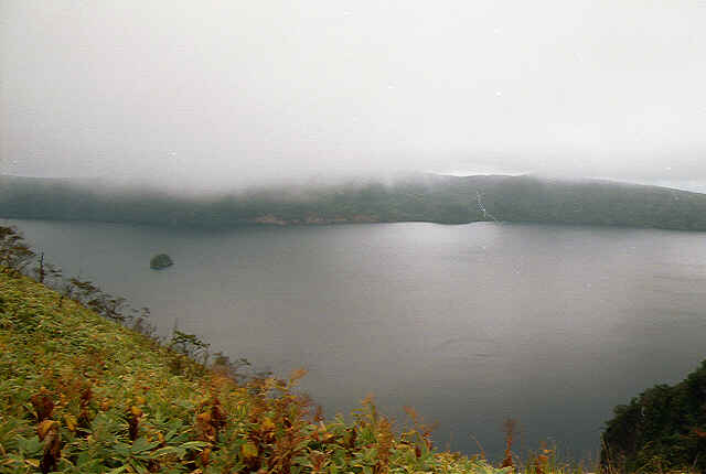 摩周湖:摩周第3展望台
