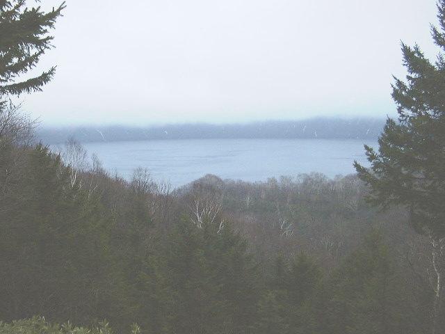クッタラ湖(1)