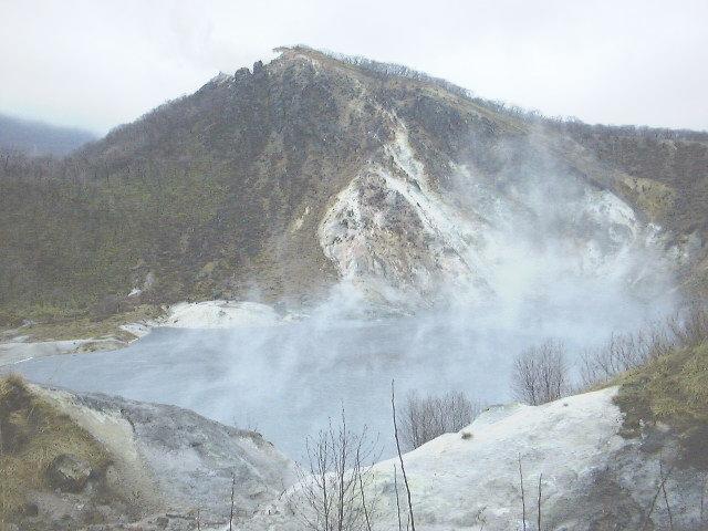 日和山と大湯沼(2)