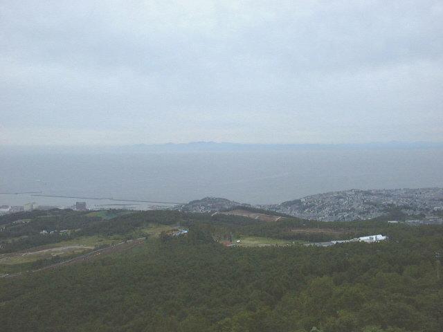 毛無山展望台からの風景(2)