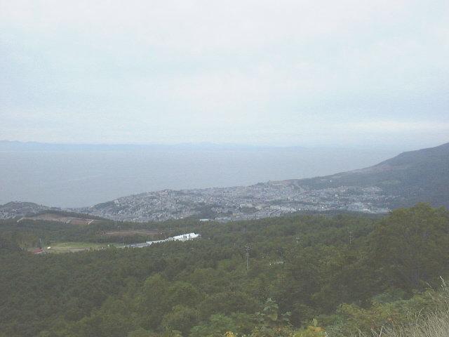 毛無山展望台からの風景(3)