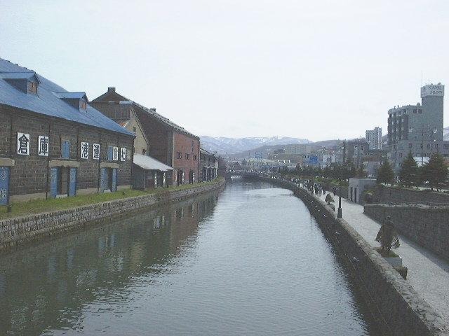 小樽運河(1)
