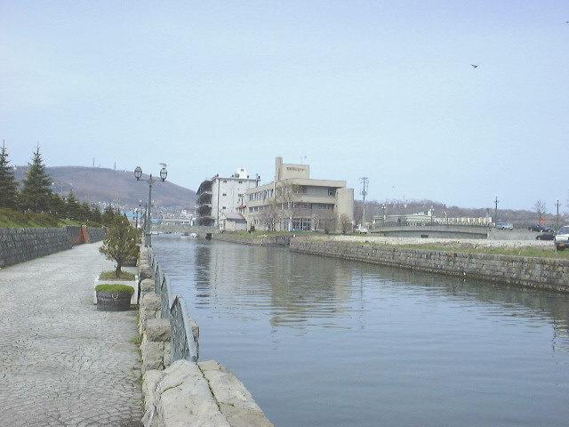 小樽運河(3)