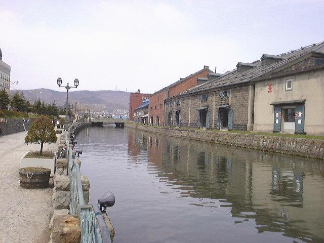 小樽運河(4)