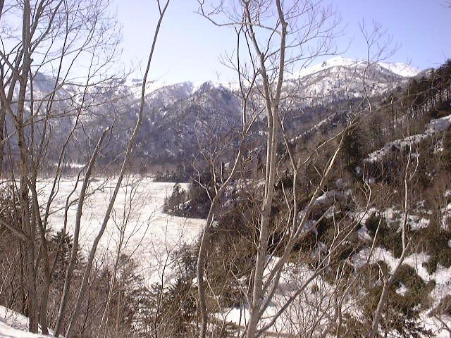 オコタンペ湖(4)