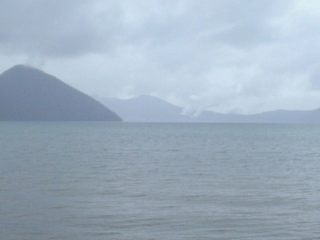 洞爺湖と有珠山(1)