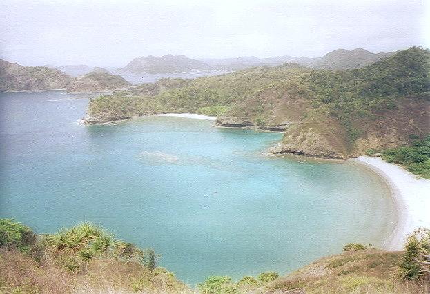 中山峠からの眺め(3):洲崎,コペペ海岸,小港海岸