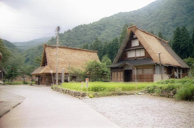 菅沼合掌集落(1)