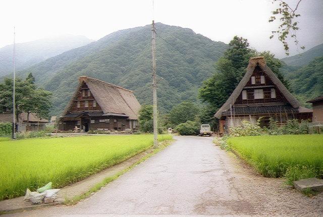菅沼合掌集落(2)
