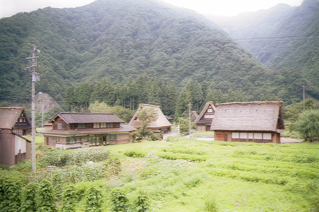 菅沼合掌集落(3)